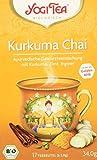 YogiTee Kurkuma Chai 17 Beutel, 3er Pack (3 x 35 g)