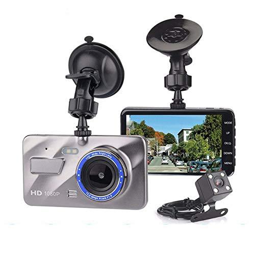 Auto DVR Dashcam Neue Dual Recorder Voiture Auto in Auto-Videokamera Full HD 1080P 4