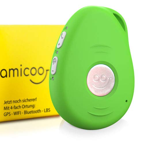 amicoo XPLORE 2. Einsteiger-Handy, Kinderhandy mit Notfall-Ortung. Mobilfunk 2 Jahre inklusive.…