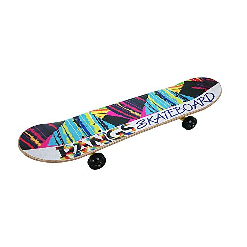 ラングスジャパン(RANGS) ラングスR1スケートボード イエロー