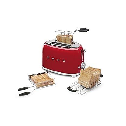 Smeg-TSF01RDEU-Toaster-2-Scheiben-rot