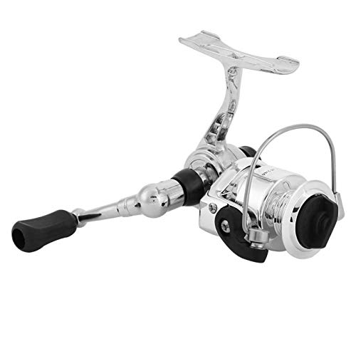 FECAMOS Metal Spinning Reel Metal and ABS,for Saltwater Fishing