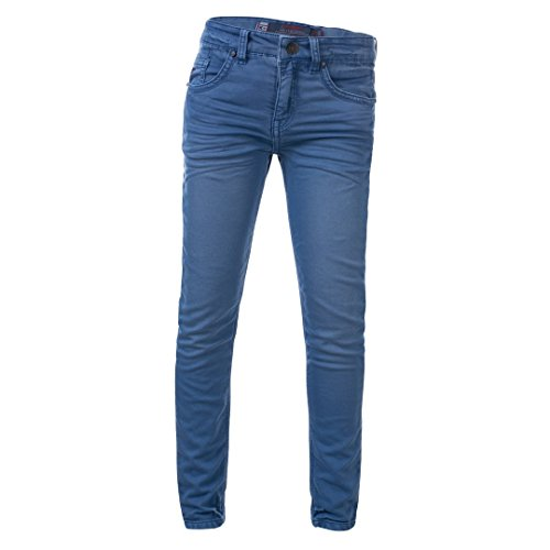 Blue Rebel Groove jongens jeans Comfy Slim fit Kobalt 8132011