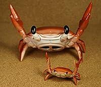 アーニトル カニフォンホルダー Bluetooth スピーカー ahnitol Crab Phone Holder Bluetooth speaker (赤+カニペンセット)