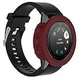 Boutique de Hanks Smart Watch Case Screen Protector Color Silicone Montre Silicone Shell DE...