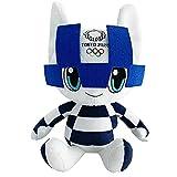HHQ Mascota de Los Juegos Olímpicos de Tokio Miraitowa Someity Mascota de Olímpico Juguetes de Anime Decoraciones Olímpicas para Niños Niño Niña Regalo