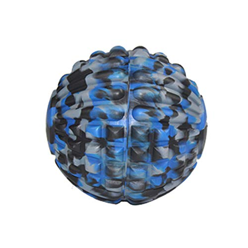 Lowest Price! humeng Fitness Shoulder and Neck Yoga Ball Small Ball 20cm Massage Peanut Ball Pilates...