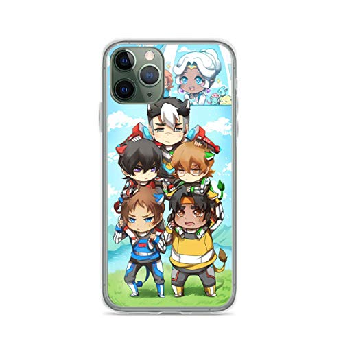 Phone Case Voltron Chibi Compatible with iPhone 6 6s 7 8 X XS XR 11 Pro Max SE 2020 Samsung Galaxy Shock Funny Waterproof