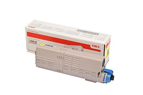 OKI TONER Gelb C532/C542/MC573 6K