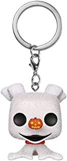 Funko Pocket Pop! Disney Nightmare Before Christmas Zero Diamond Keychain Exclusive