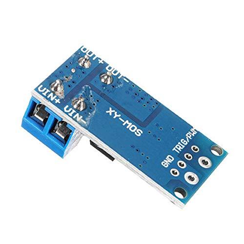 Módulo electrónico MOS gatillo del interruptor del controlador del módulo de conmutador FET Regulador de alta potencia electrónica Junta de Control de 5 x Equipo electrónico de alta precisión