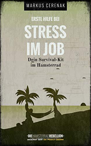 Erste Hilfe bei Stress im Job: Dein Survival-Kit im Hamsterrad (Raus aus dem Hamsterrad 1)