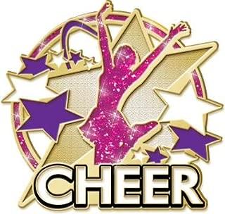 Cheer Pin - 1