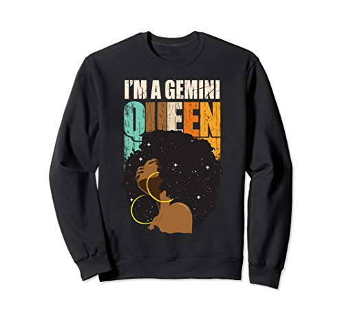 GEMINI ZODIAC - GEMINI HOROSCOPE May Women Sweatshirt