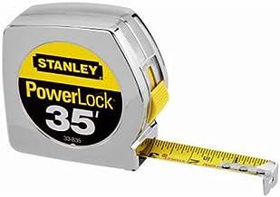 STANLEY PowerLock Tape Measure, 35-Foot (33-835)