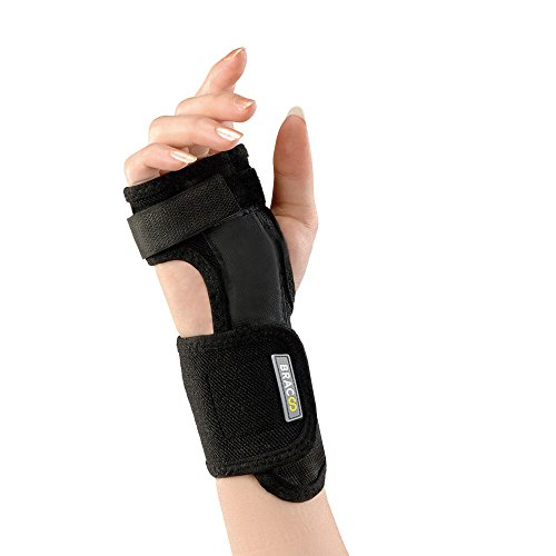 Bracoo Breathable Wrist Splint, Superior Ergonomic Brace for Carpel Tunnel Syndrome, Tendonitis, and...