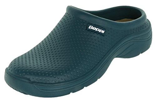 Zuecos para Mujeres   Zuecos de Trabajo   Clogs Profesionales   Zuecos de Cocineros   Zapatos Resistente   Azul   37