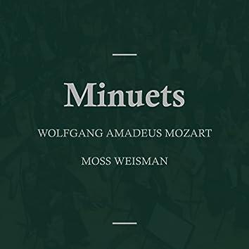Mozart: Minuets
