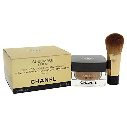 Chanel Sublimage le Teint Fondotinta, B40Beige - 30 ml