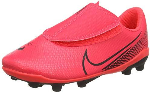 Nike Jungen Vapor 13 Clubg Ps (V) Fußballschuh, rot, 28 EU