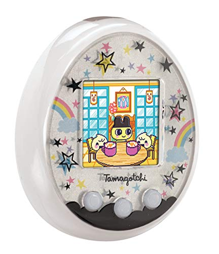 Tamagotchi On - Magic (Blanc) Exclusivité Amazon, Magic White