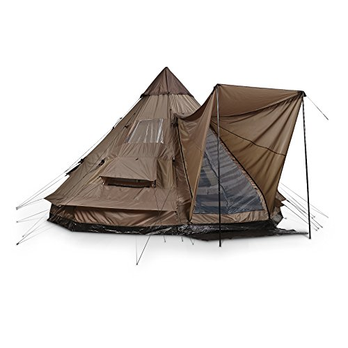 Guide Gear Elite Teepee Tent 12' x 12'