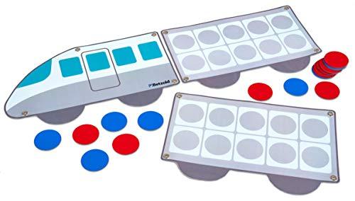 Betzold Rechenzug - magnetisches Tafelmaterial