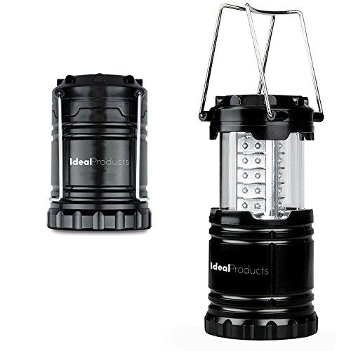 Ideal Products Lámpara LED de Camping de Luz Ultra Brillant