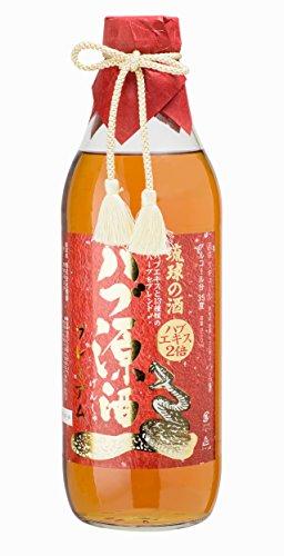 琉球の酒 ハブ源酒プレミアム 35度 950ml×3本 南都酒造 泡盛ベースでハブエキスと13種類のハーブをブレンドしたハブ原酒 ハブエキス2倍の高級酒