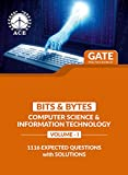 GATE 2021 Practice Booklet 1116 Expected Questions with solutions for Computer Science & Information Technology Volume 1