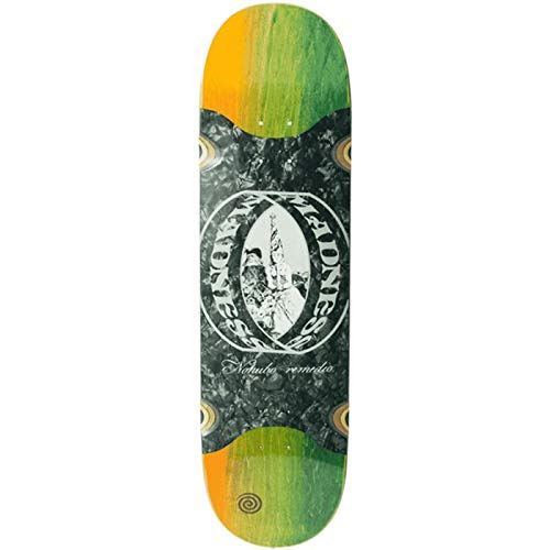Madness Skateboard Nohubo Ring Popsicle R7 Blue 8,6 x 32.3