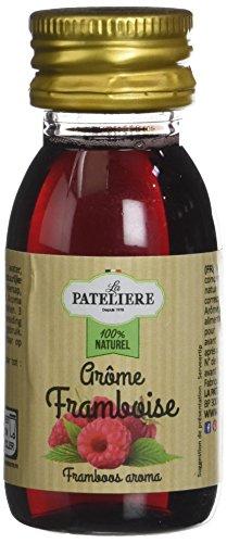 LA PATELIERE Arôme Naturel Framboise 60 g - Lot de 5