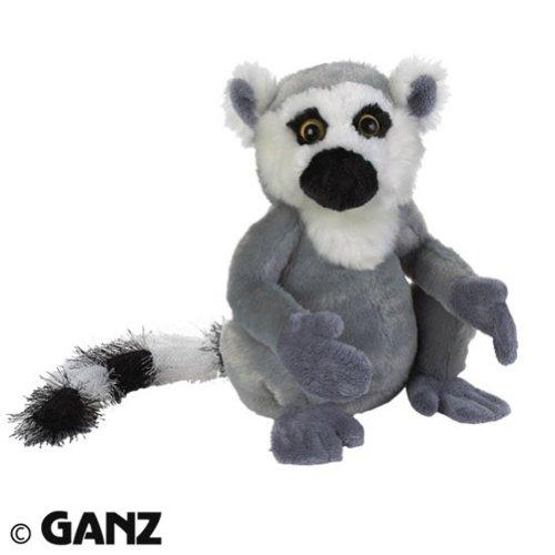 Webkinz Plush Stuffed Animal Ring Tail Lemur