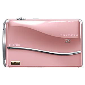 Fujifilm FinePix Z800EXR 12 MP Digital Camera with 5x Periscopic Optical Zoom and 3.5-Inch Touch-Screen LCD (Pink)