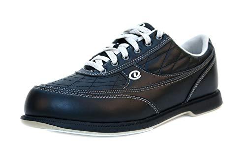 Dexter Turbo 2 Bowlingschuhe für Herren in Schwarz, Größe:43;Farbe:Schwarz