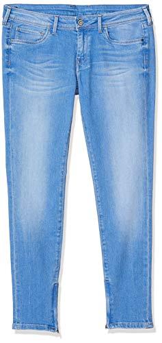 Pepe Jeans Damen Cher Jeans, Blau (Denim), W30/L28 (Herstellergröße: 30)