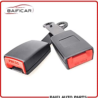 Seat Belts & Padding - Baificar Brand New Genuine Safety Seat Belt Buckle Catch Clasp 8973L3 For Peugeot 206 207 Citroen C2 Xsara Picasso ()