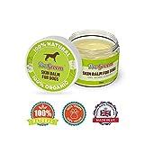ProGroom Balsamo Lenitivo per Pelle di Cane - Unguento naturale per cani con prurito di pelle - Antisettico, crema antifungina non pericolosa per leccare - 50 ml