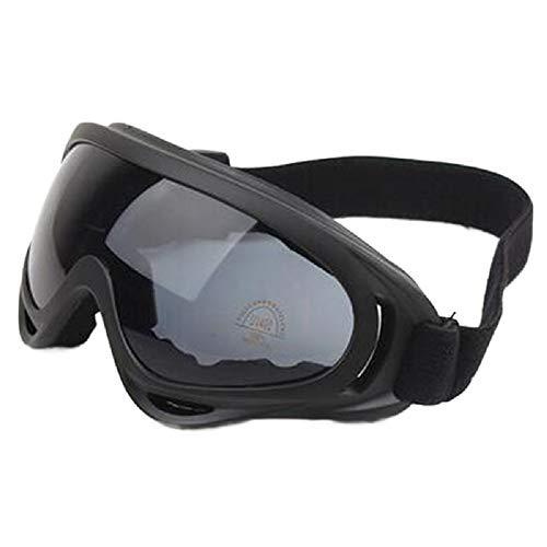 Gafas de Nieve neutrales a Prueba de Viento 100% protección UV, Gafas de esquí para Motocicletas y Motos de Nieve, Gafas de esquí para Deportes al Aire Libre