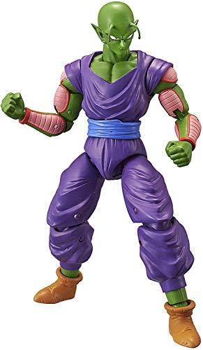 Dragon Ball- Figura Deluxe Piccolo, Color (Bandai 36182)