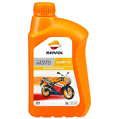 Repsol Moto Sintetico 2T Huile Moteur Moto