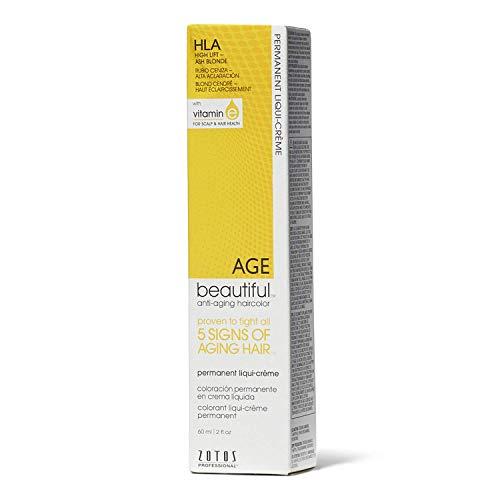 Agebeautiful Liqui-Creme Hla High Lift Ash Blonde, 2-Ounce