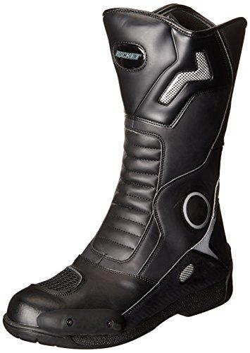 Joe Rocket 1377-0010 Ballistic Touring Men's Boots (Black, Size 10)