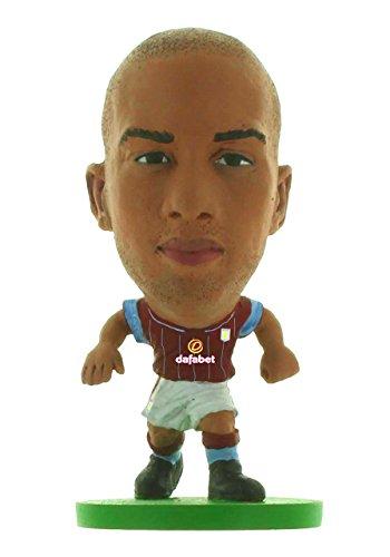 SoccerStarz Aston Villa FC Fabian Delph Prima Trikot