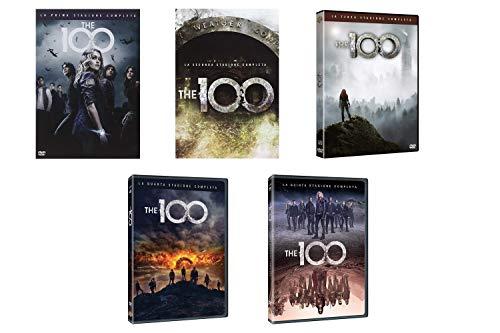 THE 100 - STAGIONI DA 1 A 5 (17 DVD) COFANETTI SINGOLI, ITALIANI