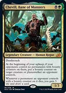 Magic: The Gathering - Chevill, Bane of Monsters - Ikoria: Lair of Behemoths