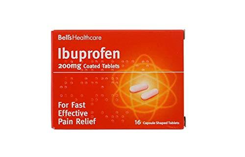 Bells Healthcare Ibuprofen 200mg Tablets - Pack of 12