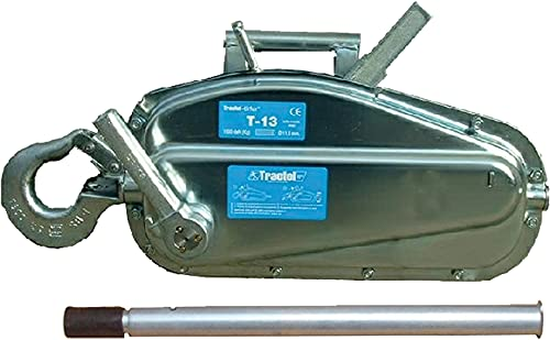Tractel 6109 Cabestrante Manual TIRFOR T-7,...