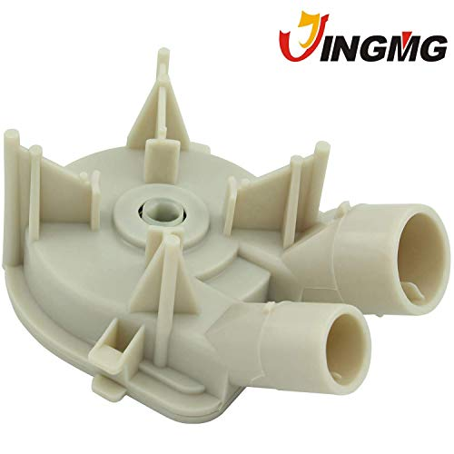 Jingmg 3363394 Washer Water Drain Pump Replacemengt Part for Whirlpool & Kenmore - Replaces 3363394 3352293 3352292