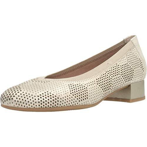 Pitillos Zapatos Bailarina Mujer 6073 para Mujer Gold 36 EU